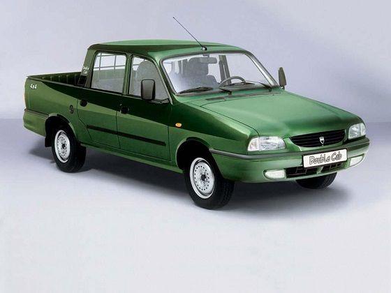Dacia 1307 4WD Ti Pickup (1998 – 2006).