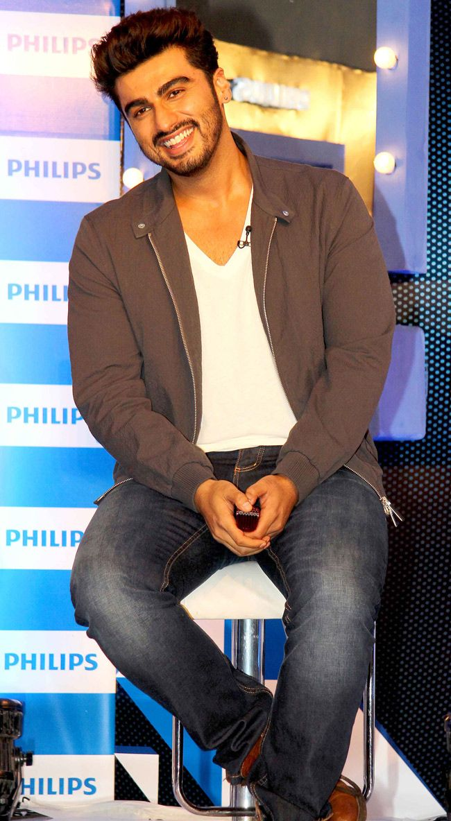 Arjun Kapoor has been roped in by Philips India as the brand ambassador for its male grooming products.