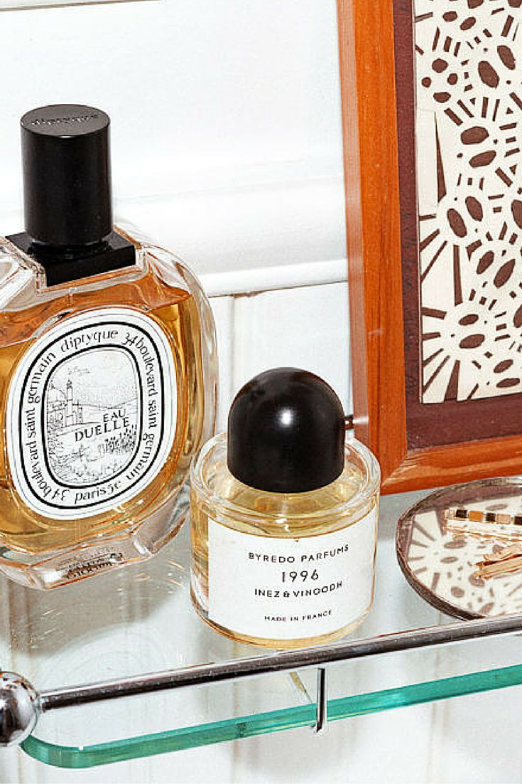 Stella Bugbee loves a good Sultan scent