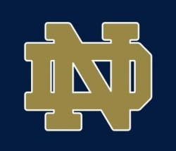 Dropping f'bombs on a Saturday in the fall. I love me some, Notre Dame football!