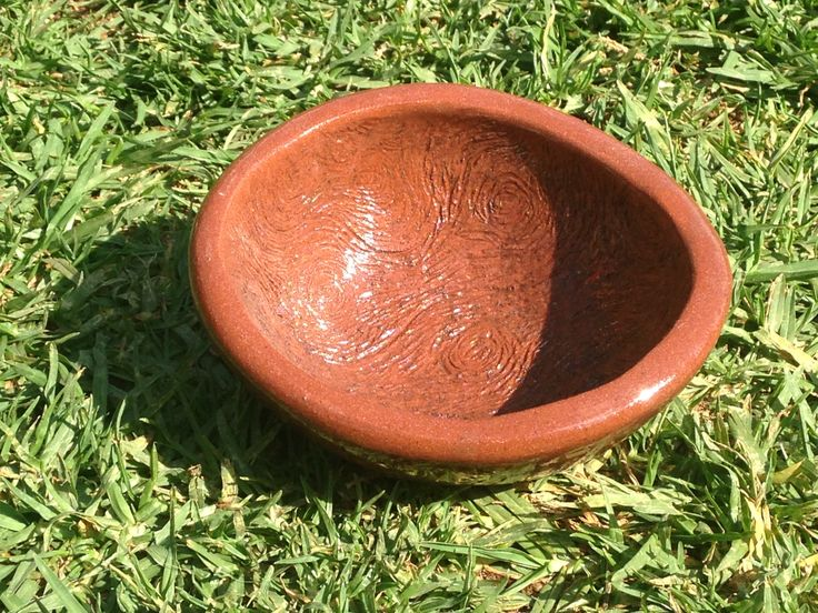 Bowl by Lalage Hunter