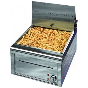 Because everyone needs a supply of tasty chips on hand and ready to serve - the Prodis FCS4 Chip Scuttle from FFD!