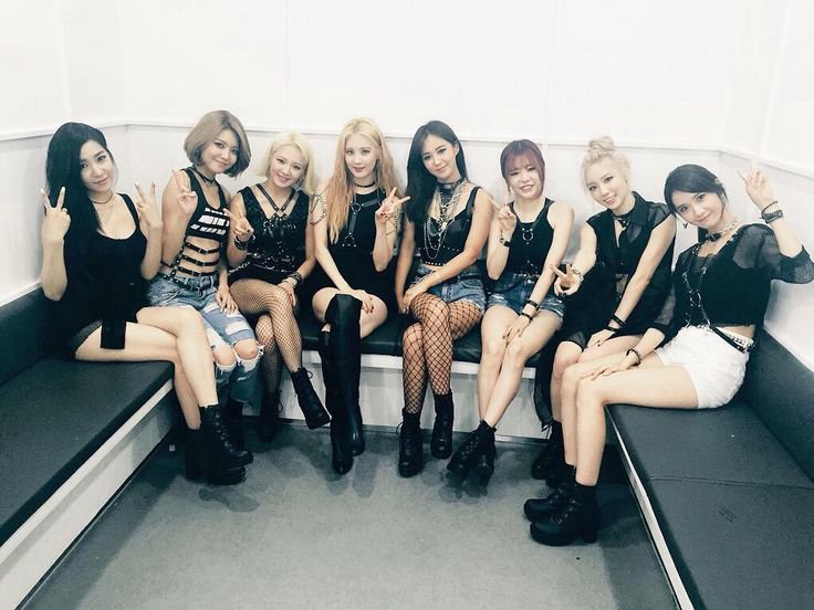 SNSD You Think Stage Costumes