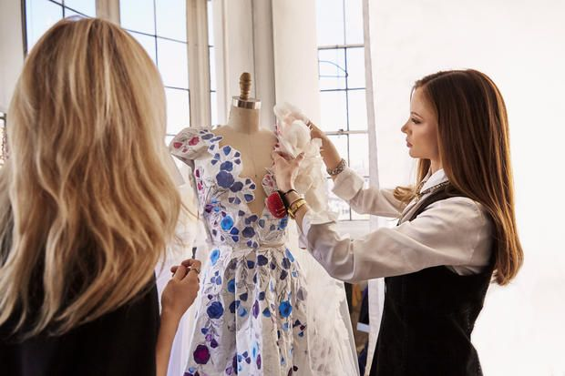 High-tech meets high-end fashion as designers team up with IBM's Watson computer
