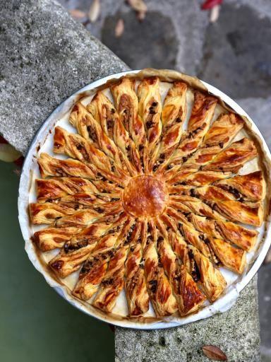 Les 25 meilleures id es de la cat gorie beurre d 39 arachide - Tarte soleil sucree originale ...