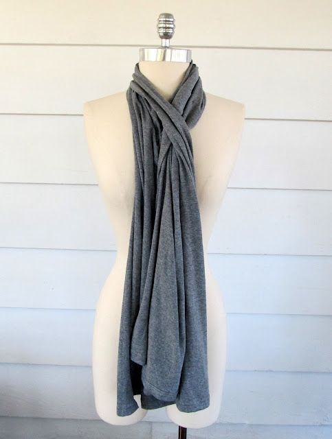 this is a 5min. vest or scarf, cool idea if it looks as good as the pictures
