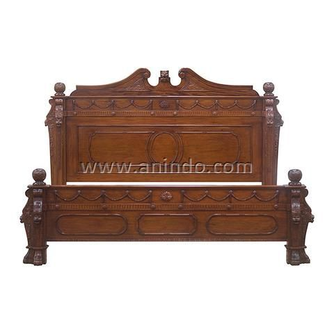 https://www.anindo.com/collections/bed-headboard/products/lion-head-bed-solid-mahogany-wood
