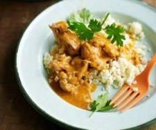 "Paleo Butter Chicken- Adapted from Pete Evans ""Family Food"""