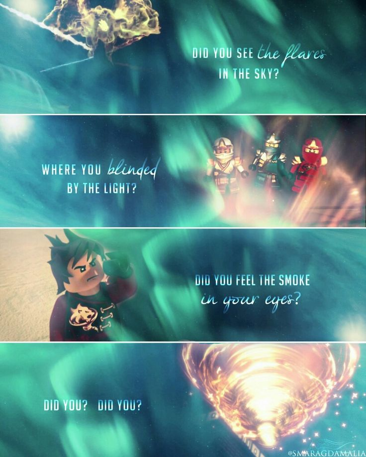 • #LEGO #NINJAGO • #TheScript [ Flares by The Script ] #lyrics ( 4/5 ) Edit made by me. Hope U like it :)
