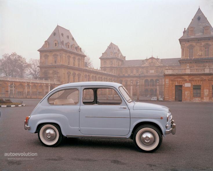 FIAT 600 (1955 - 1969)