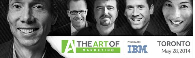 2014 04 24 11 30 40 PM The Art of Marketing is Coming to Toronto