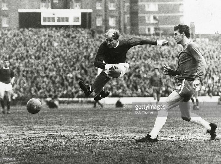 Chelsea vs United 1966