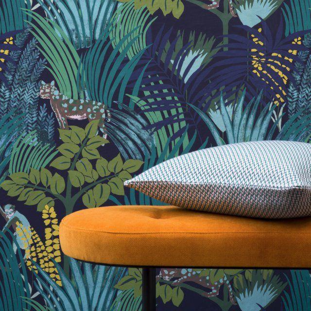 Papier peint tropical: notre sélection pour une déco exotique - Marie Claire Maison