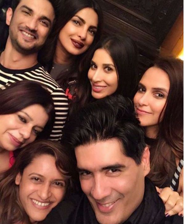 INSIDE Pics: How Priyanka Chopra Partying Hard At Manish Malhotra's House With Other Celebs :http://gagbrag.com/inside-pics-how-priyanka-chopra-partying-hard-at-manish-malhotras-house-with-other-celebs/