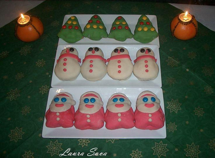Muffins de Craciun