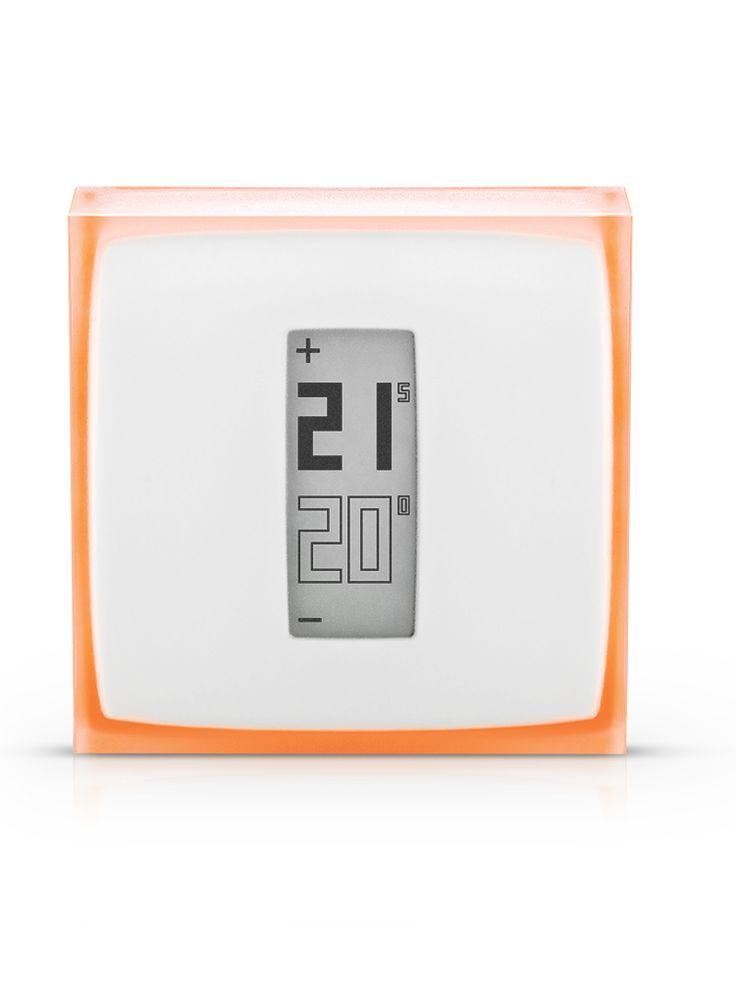 Thermostat connecté pour Smartphone | Netatmo