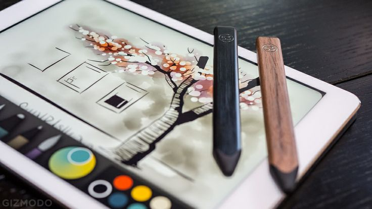 The Prettiest iPad Drawing App Now Has the Prettiest Stylus Companion