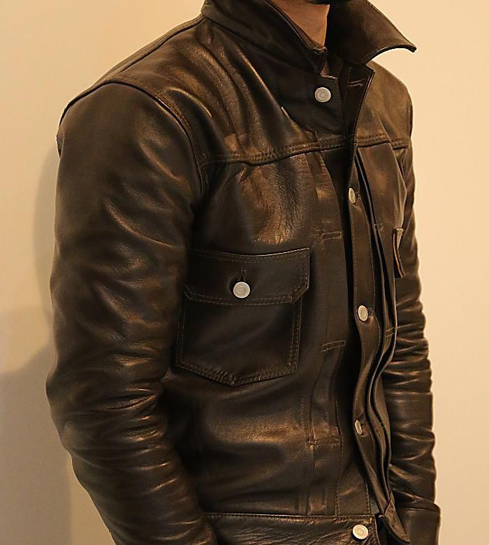 Mens Fashion Vintage Mensfashionjewelryrings Leather Jacket Men Leather Jacket Men Style Brown Leather Jacket Men