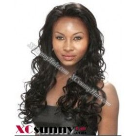 613 Full Lace Wig Deep Wave