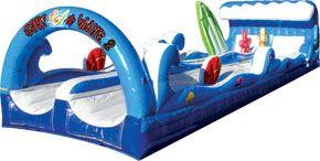 Water Slip'n'Slide