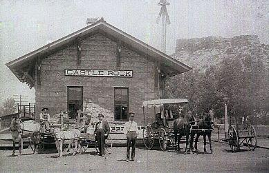 Castle Rock Depot