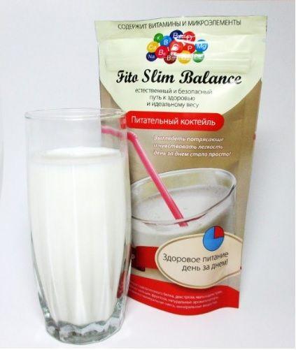 Протеиновый коктейль Фито Слим Баланс – средство для похудения или очередной миф?