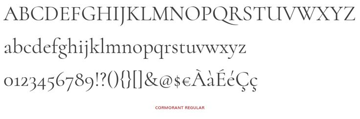 cormorant by CatharsisFonts, Cormorant is an original display font by Catharsis Fonts, inspired by the Garamond legacy and optimized for large sizes and high-resolution settings. It is released as free software under the SIL Open Font License., on Open Font Library