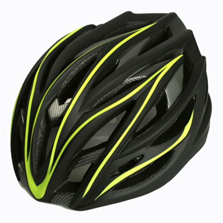 New Professional Bicycle Cycling Helmet 4 Colors EPS+PC Ultralight Integrally-molded. Brand Name: PJTMaterial: EPSSize: 56-63cmModel Number: H1-045Type: Ultralight HelmetAir Vents: > 20Weight (g): 250gAge Group: (Adults) MenCertification: None
