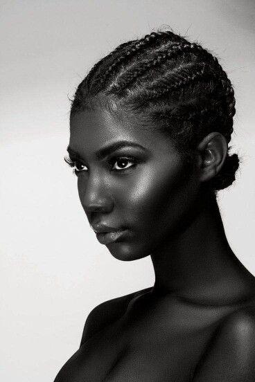 Pinterest Tchakaa Dark Skin Women