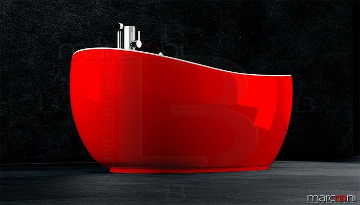 Wanna VSA-39R jest wyrazistym modelem Marcooni odpowiadającym na potrzeby współczesnych trendów panujących w aranżowaniu łazienki.  http://sklep.lineablue.pl/pl/p/Wanna-wolnostojaca-MARCOONI-VSA-39R/514