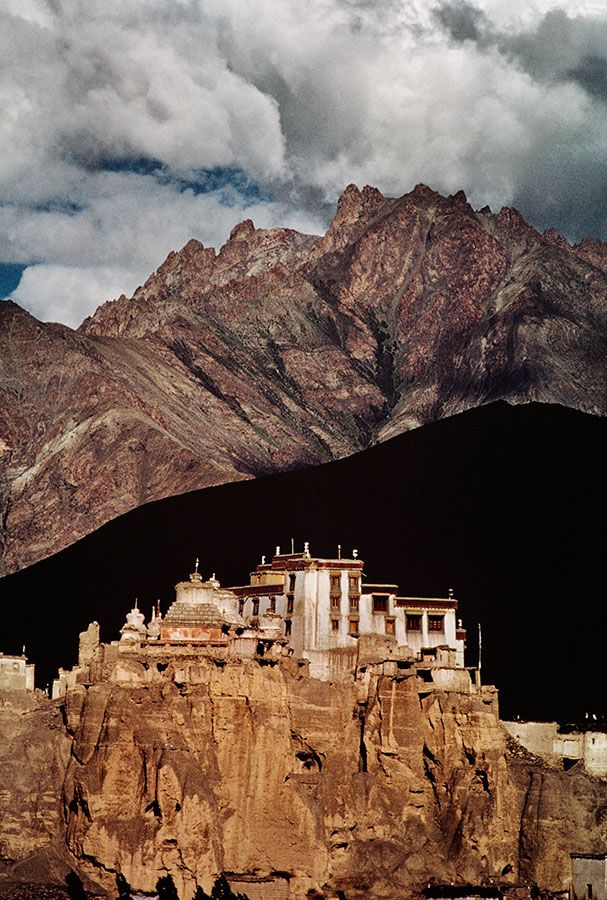 Lamayuru Monastery, Ladakh, Jammu and Kashmir, India
