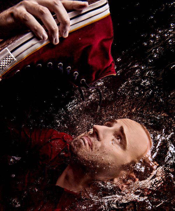 Underwater Shakespeare