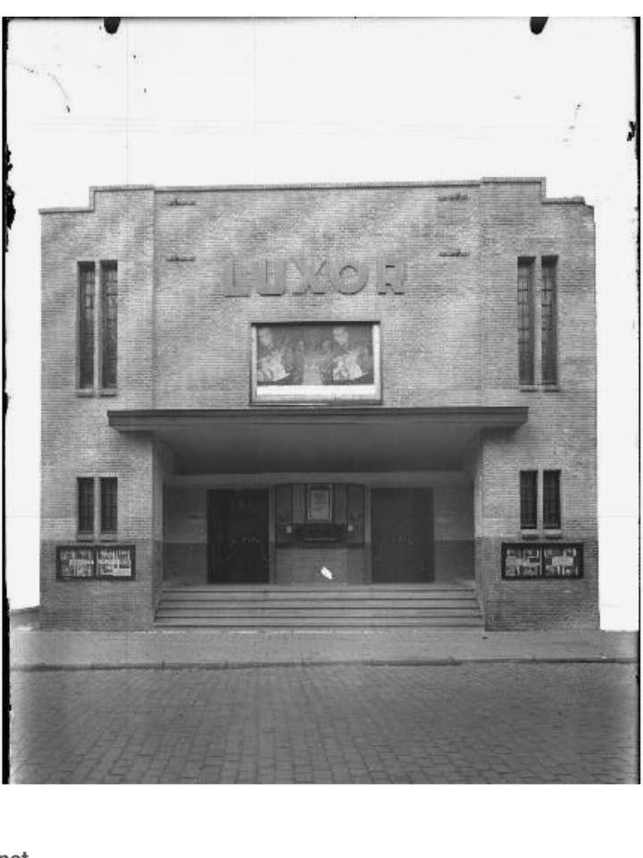 Luxor filmtheater boschstraat breda