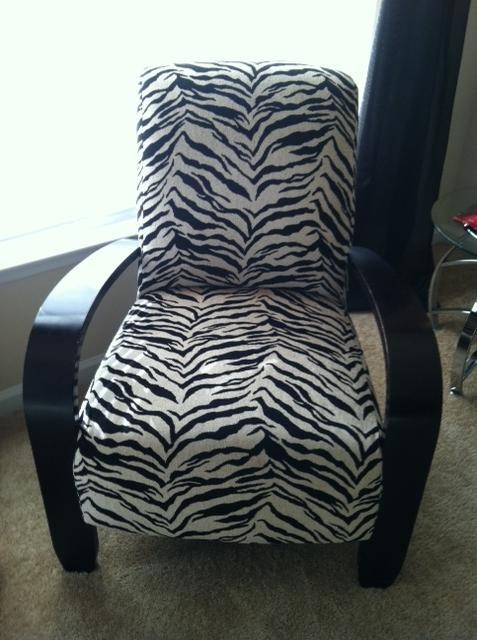 A Fun Print On Chair Thanks For Sharing Jessica Awesome Find In