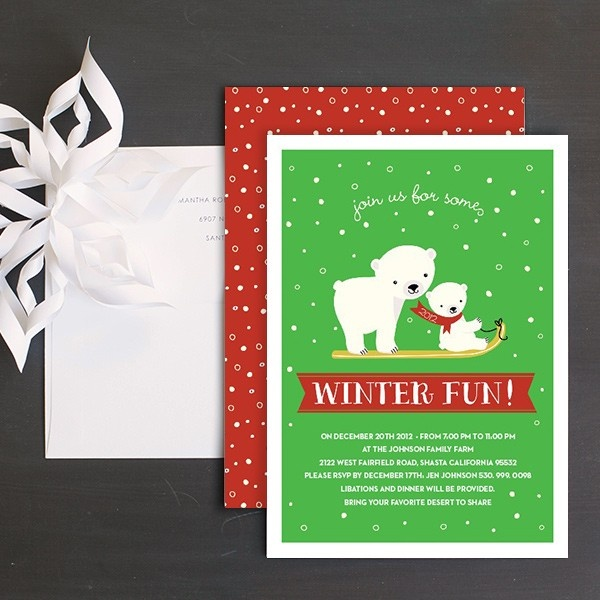 1000+ Images About Christmas Party Invitations On