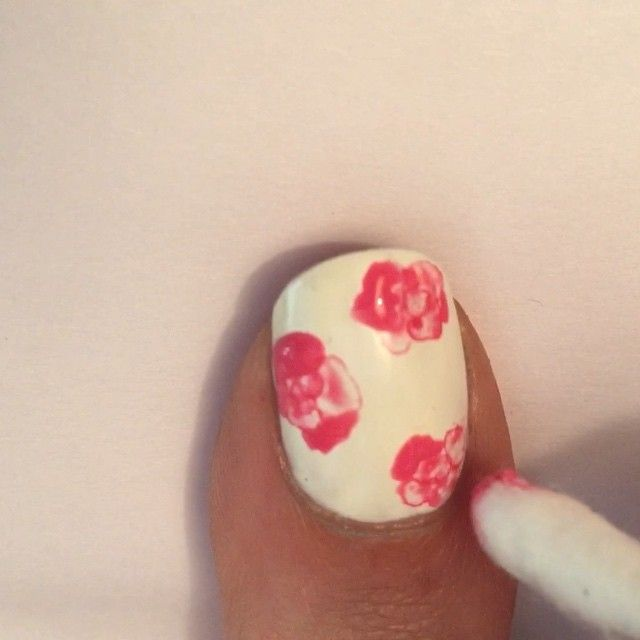 19 best Flower & Spring Nail Art images on Pinterest | Flower nails ...
