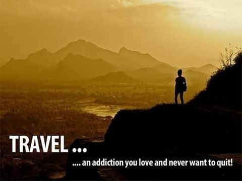 Hi, my names Ash...and I'm an addict! Let me know if you are too😊  #travelintoliving 📷@onthegotours