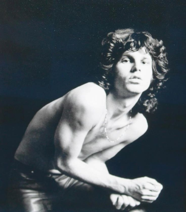 Jim Morrison. Lizard King. Last Cursed Poet.