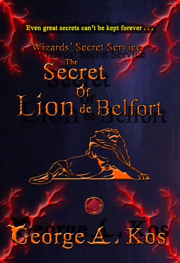 Wizards' Secret Service Book 3 Coming out in 2016!