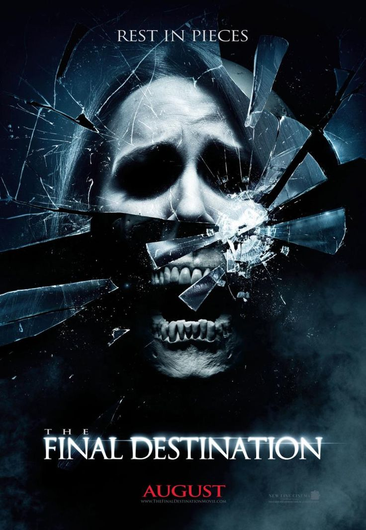 *2009 - The Final Destination | Destino final 4