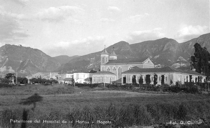 El Hospital de la Hortua, Bogotá