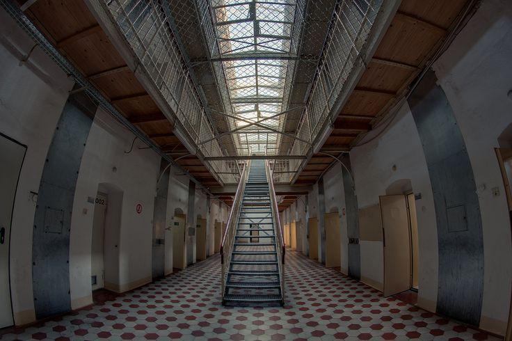 Abandoned Prison In Germany Prisons Pinterest