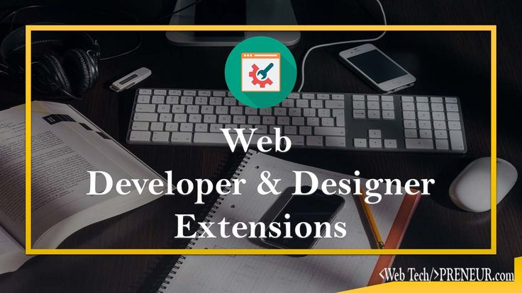 Google Chrome Extension for Web Developers & Designers makes your life easy and uses by every professional web developers and web designers. Among the tools, we highlight those that are most useful for web designers and developers. these tools are freely available and easy to install from chrome web store. Google Chrome has many extensions that serve …