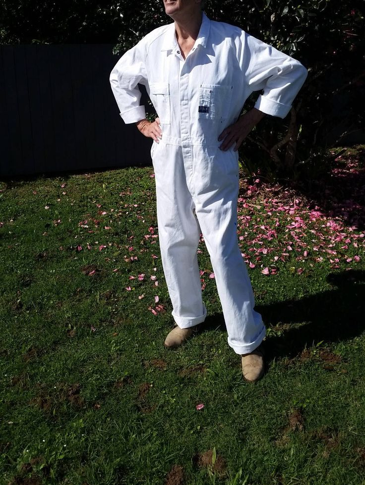 Painters Overalls Jumpsuit Boilersuit by ConstellationCraftAU on Etsy