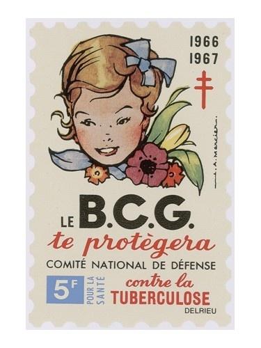 La crainte de la tuberculose s'estompe. La vaccination BCG, pourtabt obligatoire n'est pas suivie avec toute la rigueur nécessaire. Ces visages d'enfants heureux de vivre et rayonnants de santé sous la protection du BCG, sont un rappel aux parents négligents ou opposants.