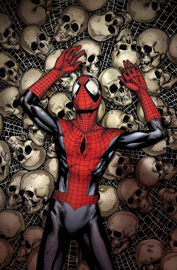 #Spider-Man, #skulls, #images, #Человек-паук, #черепа, #картинки https://avavatar.ru/image/3651