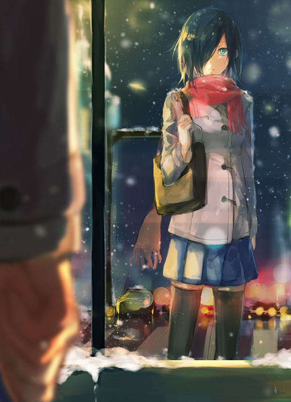 Best Female Anime Characters || Kirishima Touka, Tokyo Ghoul. Full list: http://www.animedecoy.com/2015/07/top-10-female-anime-characters.html