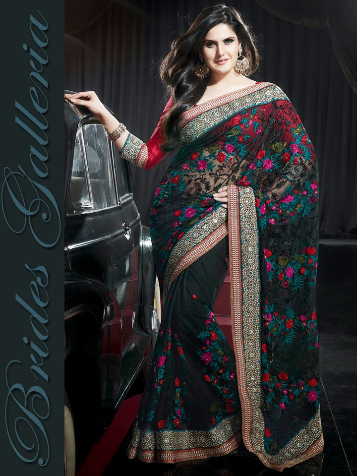 Zarine Khan Net Saree designer zarine khan sarees 2013 [BGSA 11157] - US $250.29 : Latest Designer Sarees , Anarkali Suits, Salwar Kameez with duppata, Bridal lehenga Choli, Churidar Kameez, Designer Indian Saree Online Store, Wedding Lehenga Choli, Designer Salwar Kameez, Churidar Kameez,