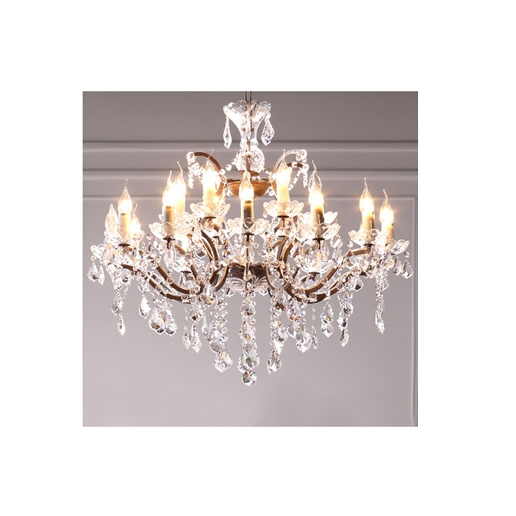 Timothy oulton · chandelier crystalsantique