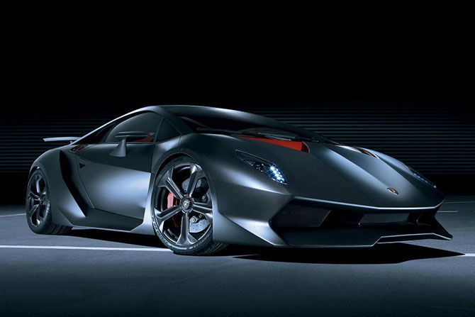 Lamborghini – итальянская роскошь в чистом виде - Техника - Разное - Каталог статей - ЛИНИИ ЖИЗНИ